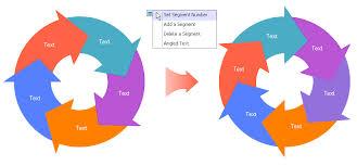 circular motion diagram  examples and templatesmodify segment number in circular motion diagram