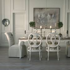 Neutral Interiors Ethan Allen Dining Room Country French Dining - Ethan allen dining room chairs
