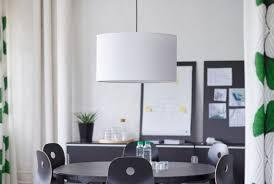 Living Room Pendant Light Simple Lamp Shades Bases IKEA