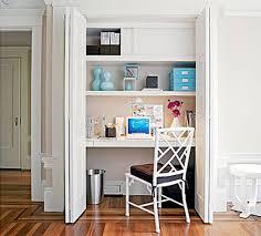 build your desk in a closet cool desk in closet ideas chair wall shelf door