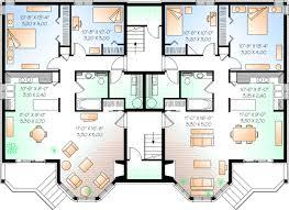 12 bedroom house. Beautiful Bedroom Lower Floor Plan 5516 For 12 Bedroom House O