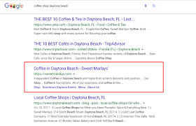 Copperline coffee + cafe is at copperline coffee + cafe (5521 south williamson boulevard #unit 420, port orange, fl). Seo For Small Business 7 Smart Tips Cloud Friday
