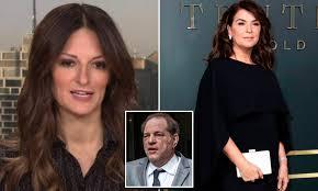 Harvey Weinstein's attorney says accuser Annabella Sciorra ...