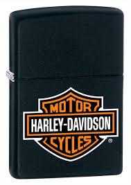 <b>Зажигалка ZIPPO Harley Davidson</b>, латунь с <b>покрытием</b> Black ...
