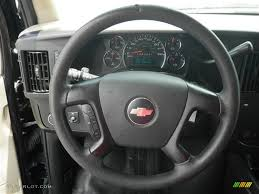 2008 Chevrolet Express 2500 Commercial Van Steering Wheel Photos ...