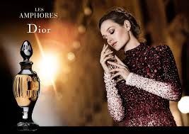 Personal Work : Perfume Ad Amphores Dior on Behance