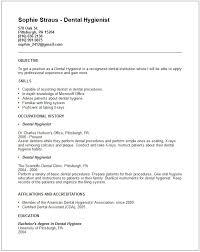 Dental Resume | Resume Cv Cover Letter