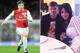 Andrey Arshavin's wife <b>Alisa</b> Arshavina 'claimed she was a secret ...