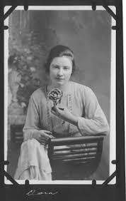 Dora Richter Schulz -- (Lois Richter's aunt)