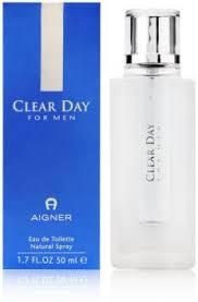 Buy <b>Etienne Aigner Clear Day</b> Eau de Toilette - 50 ml Online In India ...