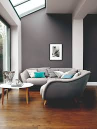 Interior Paint Color Living Room 5 New Ways To Try Decorating With Grey From The Experts At Dulux