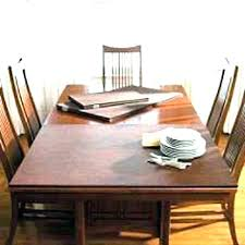 Fancy Table Pads For Dining Room Table Felt Table Pads Dining Room Inspiration Pad For Dining Room Table