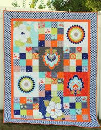 Refreshing Summer Quilts - Quilter's Thread & lula-magnolia-free-quilt-pattern-tutorial Adamdwight.com