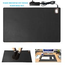 com warm desk pad kupx 24v safe voltage automatic control warm official big mouse pad game mouse pad extended edition pu gaming mouse mat