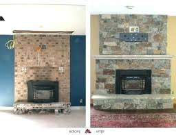beautiful reface brick fireplace and refacing fireplace ideas refacing brick fireplace images 48 how to reface beautiful reface brick fireplace