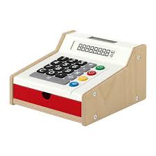 DUKTIG <b>Toy cash register</b> - IKEA
