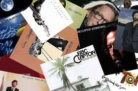 eric clapton the studio album collection box set