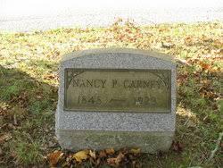 Nancy Priscilla Craig Carney (1848-1923) - Find A Grave Memorial