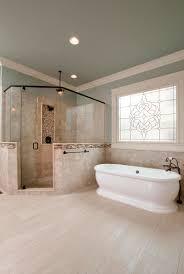 Bathroom Decorative Glass Window Design Ideas With Recessed - Decorative glass windows for bathrooms