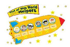 Star Student Chart Amazon Com Eureka Star Student Job Chart Bb Set Toy