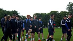 photo essay a look into leadership and team cohesion study the boys of ucd soccer team arriving to practice