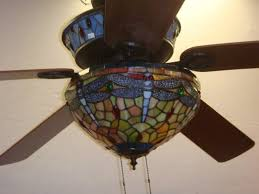 stained glass ceiling fan. Stained Glass Globes For Ceiling Fan