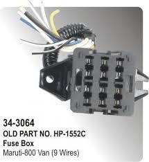 buy fuse box for cars, spare parts online at lowest price parts tata nano fuse box diagram at Tata Nano Fuse Box Location