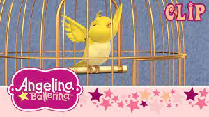 Angelina Ballerina - Mr. Chirpy Face - YouTube