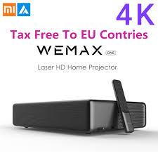 Original <b>Xiaomi Mi</b> 4k <b>Laser Projector</b> WEMAX ONE ALPD 5000 ...