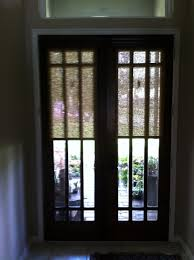 door open from inside roller shades for front door privacy made in the shade blinds more