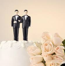 Image result for married couple same sex cake decoration