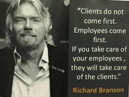Great Customer Service Means Great Customer Service Means That Employees Should Come