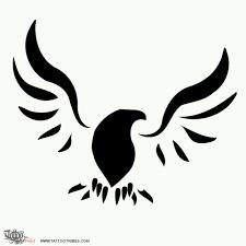 Tatuaggio Aquila Tribale Significato