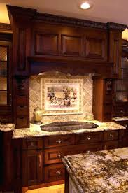 kitchen tile backsplash murals tile kitchen tiles ...