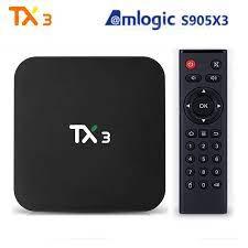 TX3 Smart Tv Box Android 9.0 Amlogic S905X3 4GB 32GB 8k Youtube Media  Player 2.4G 5G Wifi 100M LAN USB 3.0 BT4.0 Smart Tv Box|Set-top Boxes