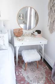 Styling A Vanity In A Small Space   2018   Pinterest   Bedroom ...