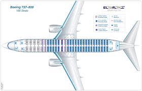 Boeing 737 900 Seating Chart Meet Our Fleet About El Al El Al Airlines