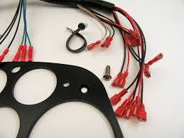 7 panel wiring harness wiring diagrams schema fj40 gauge panels mounting hardware indicator lights painless wiring harness 7 panel wiring harness
