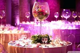 diy sweet 16 centerpieces giant wine glass wedding centerpieces home improvement neighbor over the fence