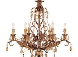 savoy house tracy porter sovereign splendor 6 light chandelier in vintage gold 1 1126 6 300