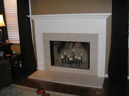 beautiful fireplace surrounds ideas for your family room design insert in prefab fireplace with cream