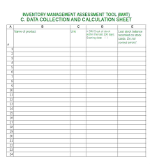 Inventory Spreadsheet Template Free Word Excel Documents Tracking