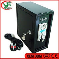 Vending Machine Coin Slot Awesome Coin Operated Timer Control Box Vending Machine Coin Acceptor Timer