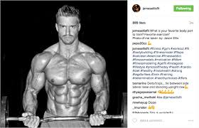 if you aren t inspired to go to the gym in full beast mode after looking at his photos there s probably something wrong with you