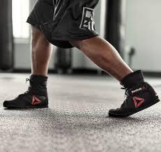reebok boxing boots. combat combo: reebok boxing boots x shorts o