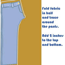 Make Pants How To Make Pants Step By Step