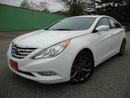hyundai sonata 2013 white. Fine 2013 Used 2013 Hyundai Sonata In Valley Stream New York  NY Auto Traders  In White N
