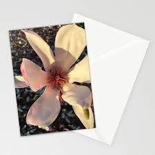 Spring Photo Cards Good Evening Spring Stationery Cards By Ainc_arts97