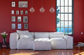 Pareti Bordeaux Immagini : Pareti colorate idee per tutte le stanze