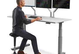 full size of desk ergonomic height adjule standing desk sitstand converter computer monitor 004 superior